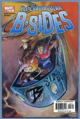 B-Sides #3 2003 Fantastic Four Marvel Comics