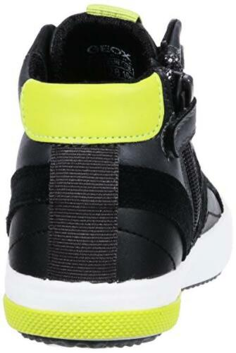 Geox Kids Alonisso Boy 24 High Top Sneaker