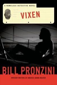Vixen: A Nameless Detective Novel (Nameless Detective Novels)