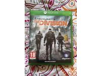Pre-owned the division xbox one