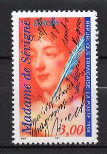 France-1996-Yvert-3000A-Madame-de-Sevigne-Neuf-MNH