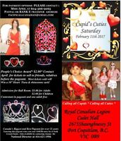 Valentines All Natural Pageant