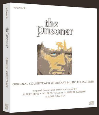 THE PRISONER & LIBRARY MUSIC remastered original soundtrack 6 x CD box set.