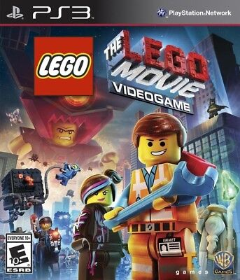 The LEGO Movie Videogame - Playstation 3 Game
