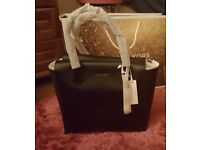 MICHAEL KORS Mercer Tote (black) handbag