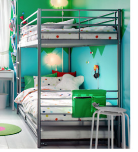 Ikea Metal Bunk Bed
