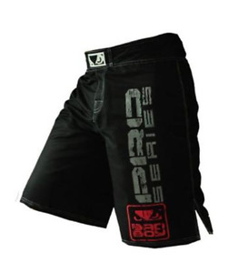 "BAD BOY MMA~Fight Shorts Men XL=34-36"" New Velcro~Drawstring"