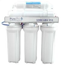 5 stage under sink reverse osmosis system Burwood Burwood Area Preview