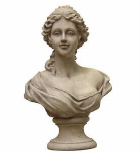 Roman Greek style Classic Venus Bust Statue Ornament