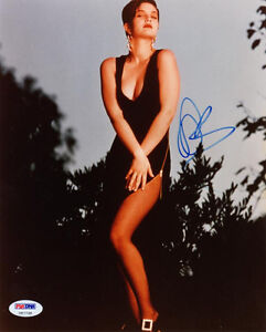 DREW BARRYMORE SIGNED AUTOGRAPHED 8x10 PHOTO VERY RARE PSA/DNA
