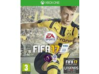 Fifa 17 new and boxed Xbox one