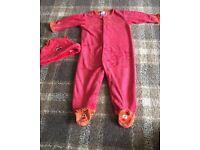 Devil sleep suit 6-9 months