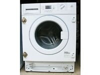 Integrated Howdens (Lamona) washing machine. Used only once.