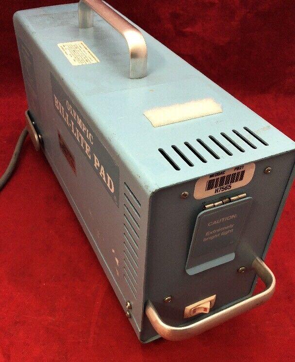 Olympic Bili-lite Pad Model No. 91 Light Box See Listing