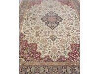 For Sale Large Persian Rug.