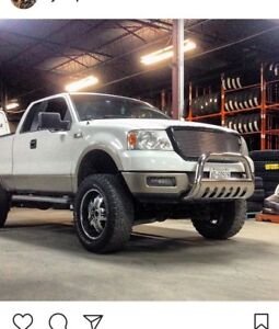 Lifted 05' F150