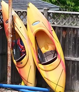 Kayaks  SOLD