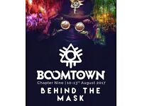 Boomtown Tier 3 Ticket £190