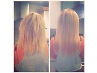 Hair Extensions FREE fitting (all methods) - * 5 Positions Available * - 2 SPACES LEFT!