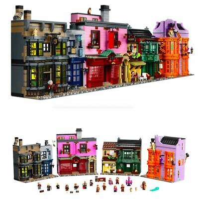 LEGO Harry Potter Diagon Alley 75978 - 5544 Pieces NEW SEALED in hand