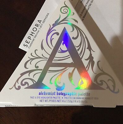 BNIB Kat Von D Alchemist Holographic Palette Fast Shipping
