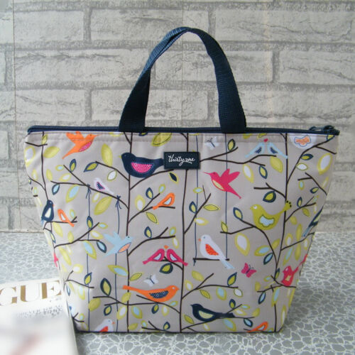Insulated-Thermal-Tote-Lunch-Bag-Cool-Bag-Cooler-Lunch-Box-Handbag-New-Designs