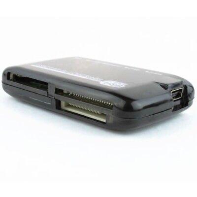 Neu 26-IN-1 Kartenlesegerät Speicherkarten Extern USB2.0 PC Laptop *NEU*