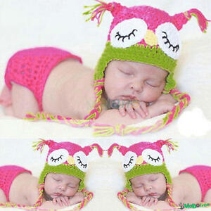 Cute Baby Owl  Photography Set