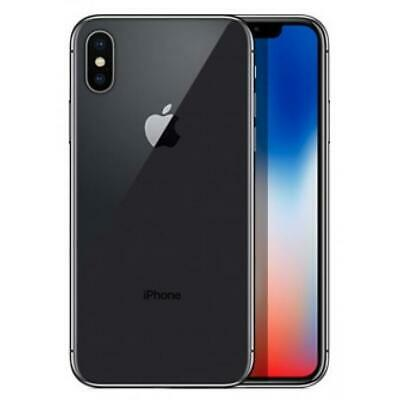 Apple iPhone X - 256GB - Space Gray (GSM Only) A1901 *Brand New in Box*
