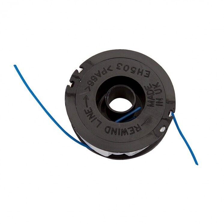 3 x ALM EH503 Trimmer Strimmer Spool /& line For Parkside ERT 500