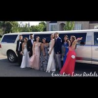 Executive Limo - Weddings, Prom, Night out