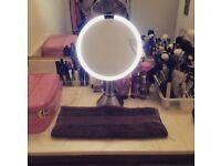 Simple human mirror sensor