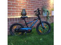 """Specialized Hotrock child's bike 16"""" wheel"""