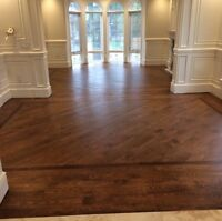 Floor Refinishing & Installation