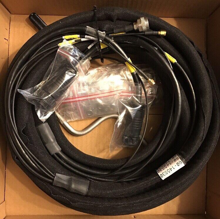 NEW COBHAM SATCOM EXPLORER 8100 VSAT SATELLITE ANTENNA CONTROL CABLE HARNESS
