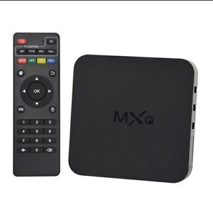 Android tv streaming box - new !