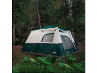 *BARGAIN* INSTANT Coleman 10 person Tent Camping tents for sale