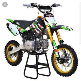 Pitbike wanted