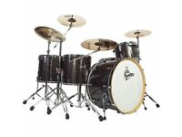 """Gretsch Catalina Club rock kit with 26"""" bass drum"""