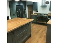 Kitchen design, supply and fit great quality competitive price 5 teams available