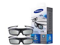 Samsung SSG-51002 3D Active Glasses 2 Pack