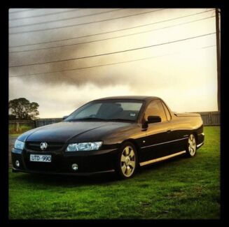 2005 Holden VZ Storm S Ute Warrnambool 3280 Warrnambool City Preview