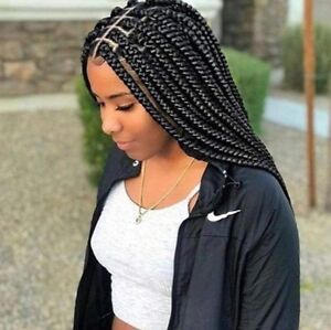 Tresses africaine pas cher (40$)!Starting at 40$ Box Braids Only