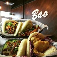 Bao Sandwich Bar Looking for Line Cooks