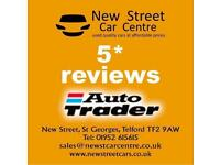 PEUGEOT 107 1.0 ACTIVE 5dr White Manual Petrol, 2014