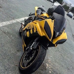 2010 Yamaha R6 Price dropped with the Panties