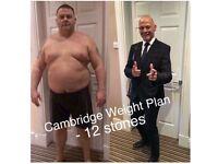 Cambridge Weight Plan Diet