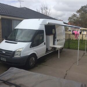 2008 Ford transit motorhome Mawson Lakes Salisbury Area Preview