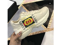 Gucci trainers/shoes