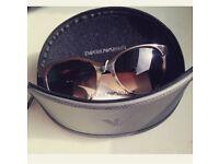 Armani women's sunglasses